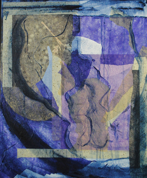 violet, muse, bend oregon, nature earth, monotype, abstract, collage, mixed media, nature, michelle lindblom, contemporary, figurative, landscape