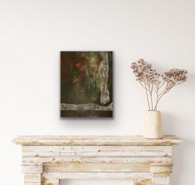 euphoric interludes, acrylic, canvas, original, michelle lindblom, bend oregon, spiritual