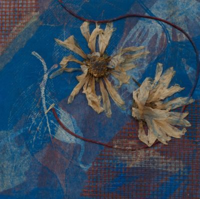 monotype, Michelle Lindblom, visual artist, collage, mixed media, printmaking, contemporary, nature