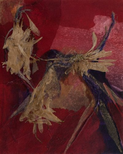 bird dance, monotype, Michelle Lindblom, visual artist, collage, mixed media, printmaking, contemporary, nature
