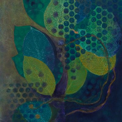 monotype nature, abstract monotype, mixed media monotype, mixed media painting, painting, mixed media, monotype, printmaking, abstract, nature, dreams, michelle lindblom, contemporary, contemporary monotype