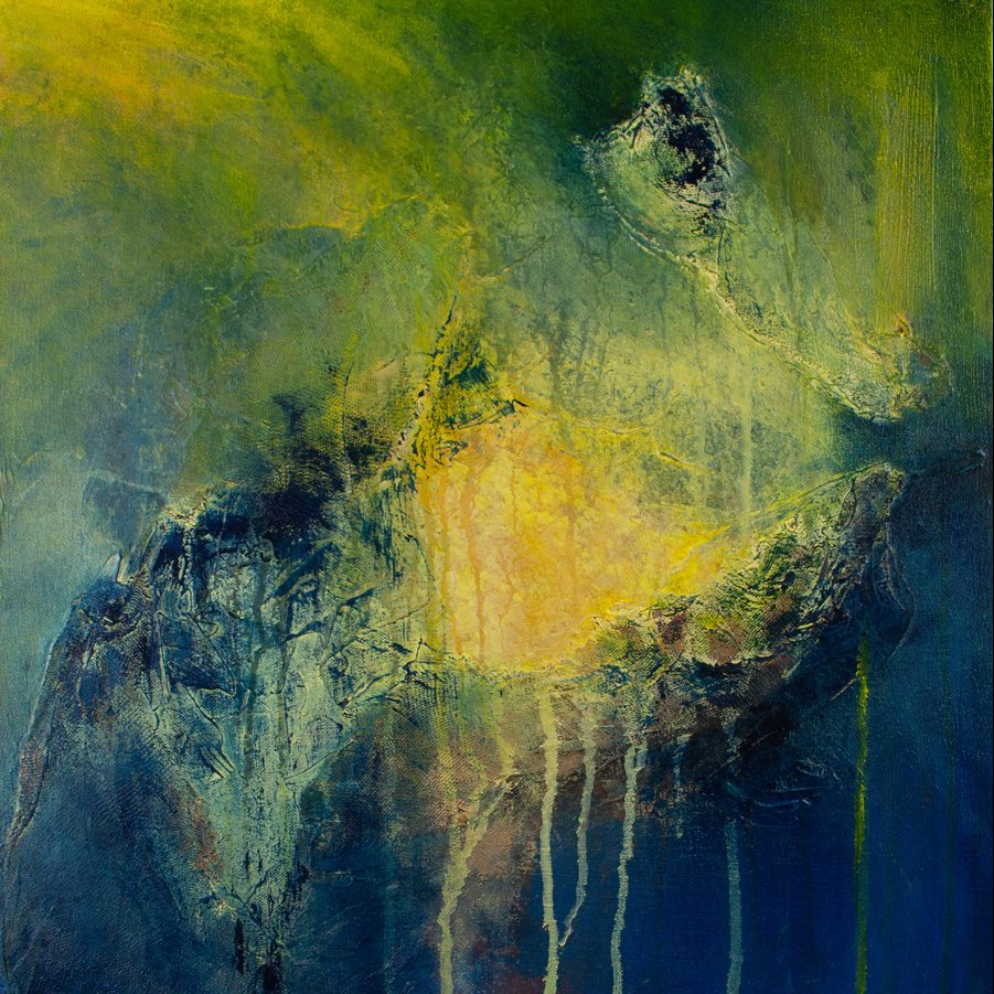 original, canvas, acrylic painting, mixed media, dreams, michelle lindblom, visual artist, contemporary