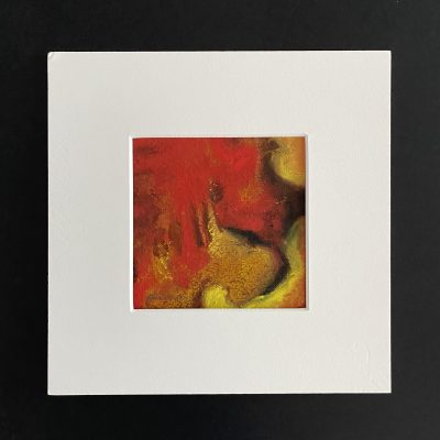 abstract thoughts, original, monotype, michelle lindblom, bend oregon, printmaking